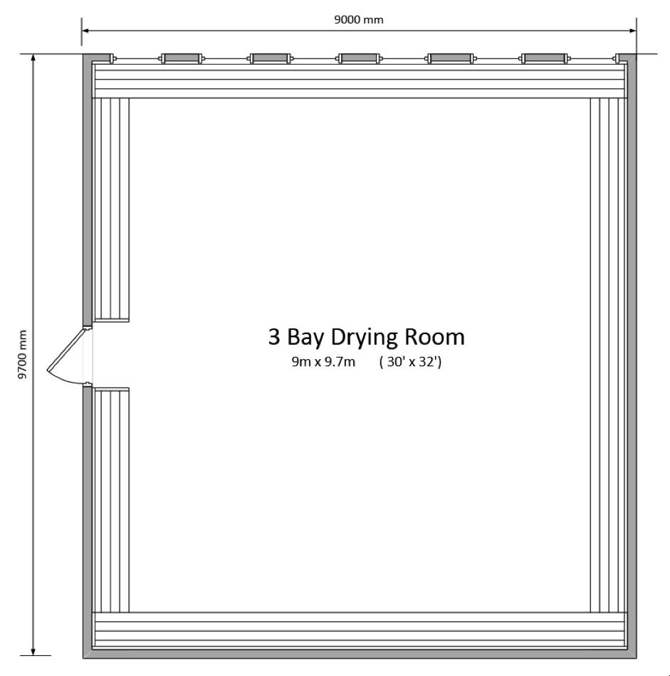 bay-drying