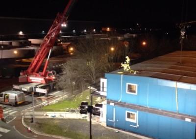 Bam Nuttall, Dartford Crossing night removal