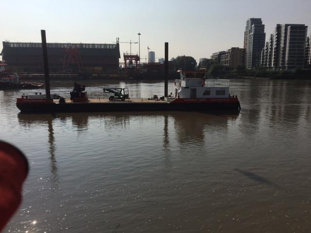Thames Tideway Installation, London