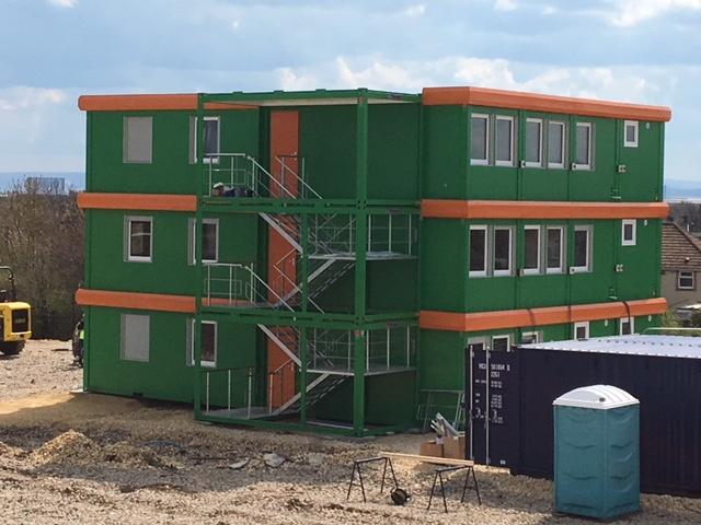 Bam Construction – Martyrs School, Hartlepool.